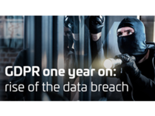 One Year After GDPR: Significant Rise on Data Breach Reporting from European Businesses