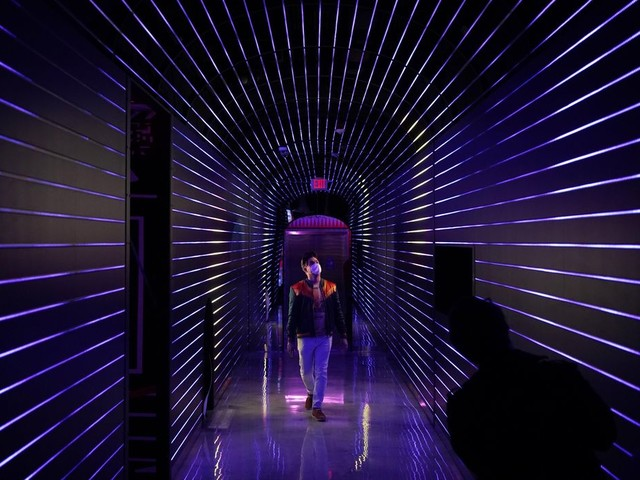 From scrappy startup to success, Meow Wolf looks to future