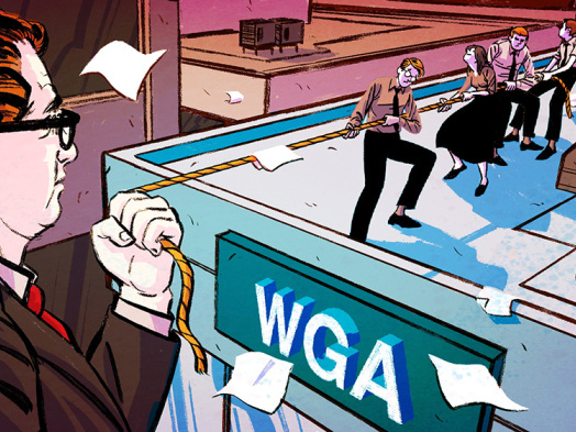 DGA Won't Tell Writer-Directors to Fire Their Agents