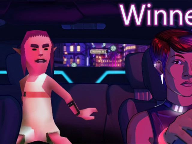 'Shop Contest: Your Neo Cab Is Here, Winners!