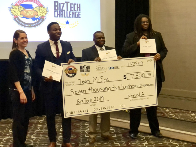 Let's invest in black kids who pursue STEM the way we do black kids on the football field