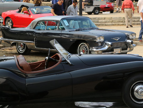 What The Heck's Going On With Vintage Automobiles?
