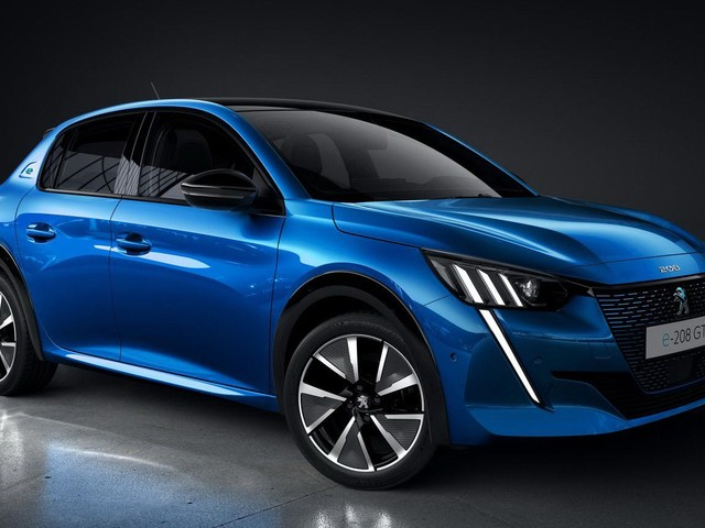 2020 Peugeot 208 And e-208 UK Order Books Officially Open