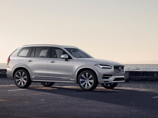 Volvo's Biggest Is Due for a Green Makeover