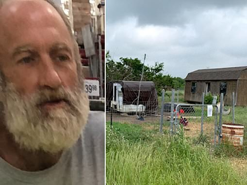 Texas man devoured by his dogs cared for them 'like his babies' after taking them in as strays