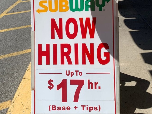 Businesses are being more upfront about how much they pay as workers seek out higher wages, according to report