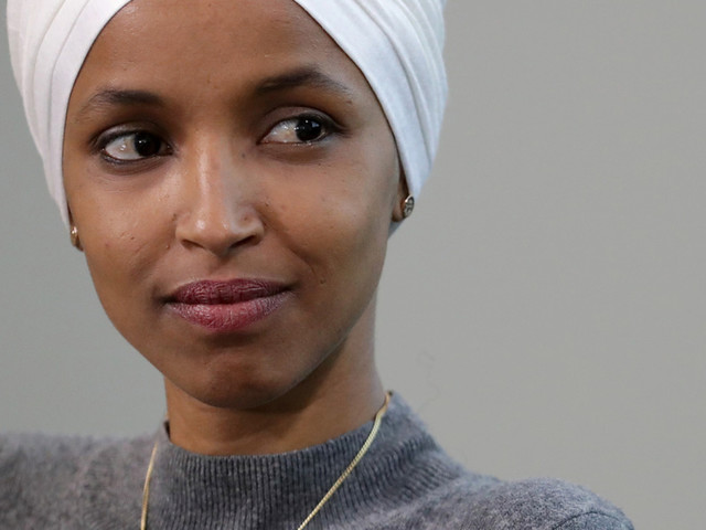 Critics demand Ilhan Omar condemn Palestinian ban on LGBT activities  — and she just responded