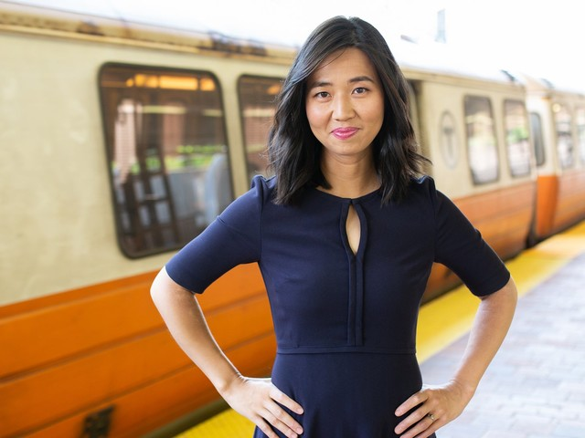 Welcome To The Wuniverse: How Michelle Wu Became Gen Z's Favorite Politician