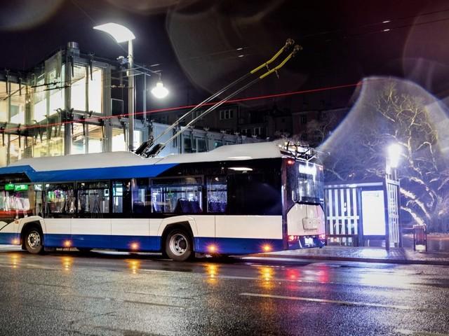 16 Zero-Emission Trollino 12 to Enhance the Fleet of operator Stadtwerke Solingen