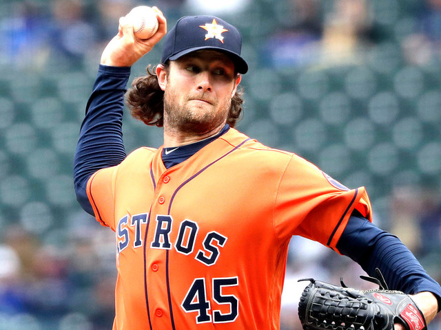 Astros vs. Rangers: Houston will get it done this time for Gerrit Cole