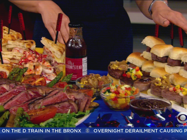 Mouth-Watering Memorial Day Weekend Barbecue Recipes