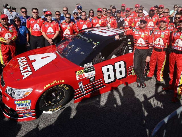 Dale Earnhardt Jr. sets record for best-selling NASCAR die-cast in final Cup Series season