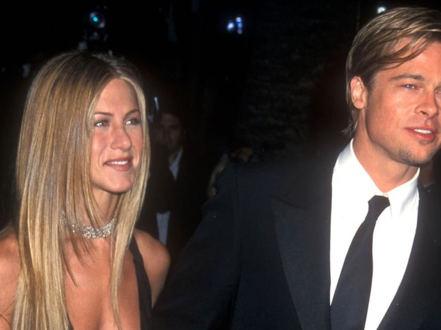 How Brad Pitt and Jennifer Aniston Reconnected Over a Decade After Their Divorce