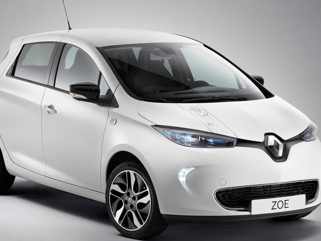 Is the Renault Zoe Star Wars edition the electric car for Han Solo?