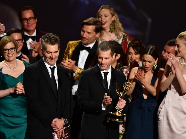 HBO held onto its crown at the 2019 Emmy Awards, while Amazon cleaned up in comedy (NFLX, T)