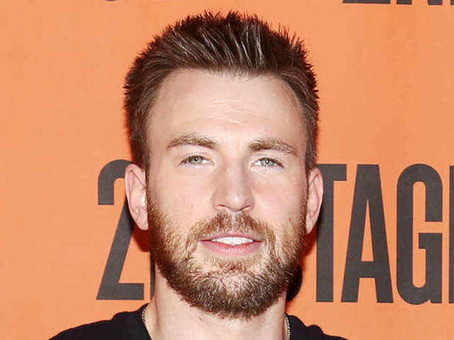 Chris Evans Shares Valentine's Day Message From Him & His 'Dysfunctional Codependent': His Dog Dodger!