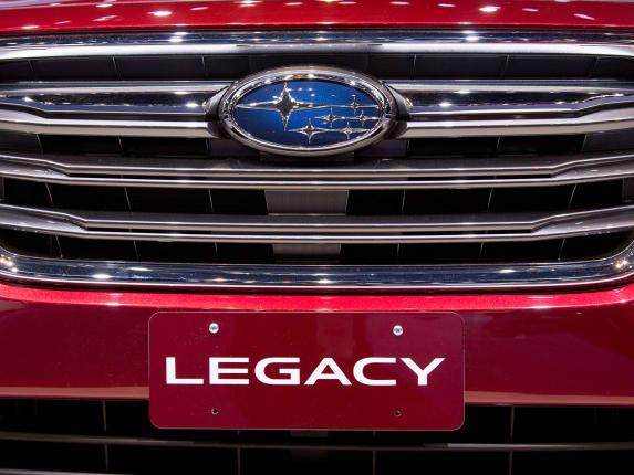2018 Subaru Legacy Starts $240 More Than 2017