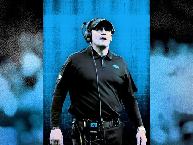 Ron Rivera Is Out, and the Panthers' Overhaul Is Just Beginning