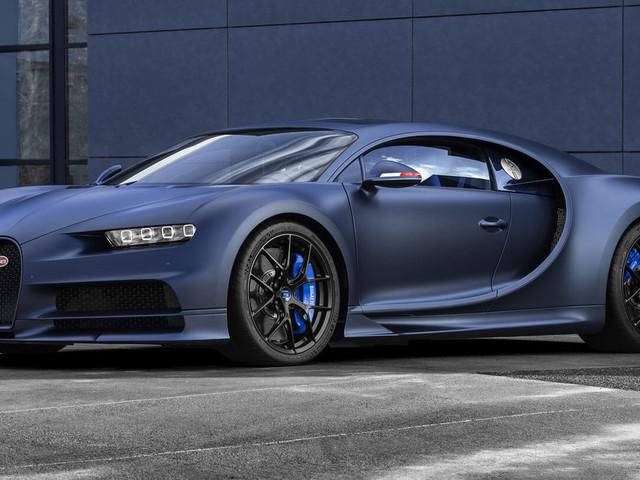 Bugatti Chiron Sport 110 Ans Edition Build Slot Will Cost You $4.5 Million