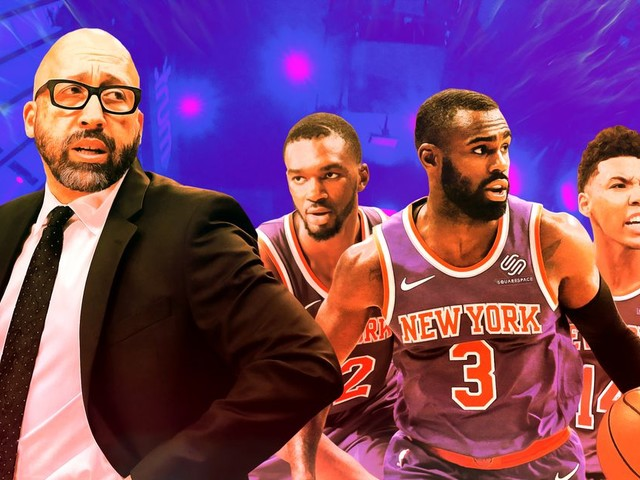 The Knicks Are Finally the Right Kind of Bad