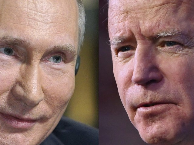 Biden will warn Putin the US will respond 'forcefully' if Russia continues its 'reckless and aggressive actions,' Blinken says