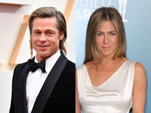 Brad Pitt, Jennifer Aniston Reuniting For A Movie Project Together?