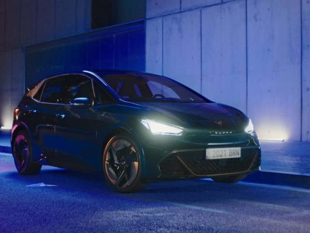 CUPRA Born, 100% Electric Model & Primavera Sound Join Forces to Inspire the World from Barcelona