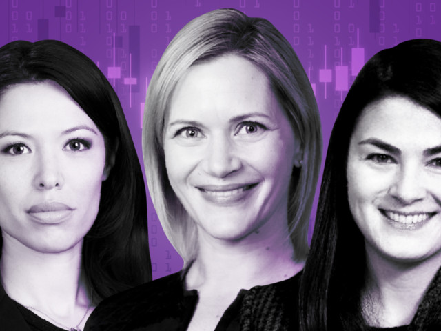 Meet the star women running Silicon Valley's largest IPOs at Goldman Sachs, Morgan Stanley, and JPMorgan