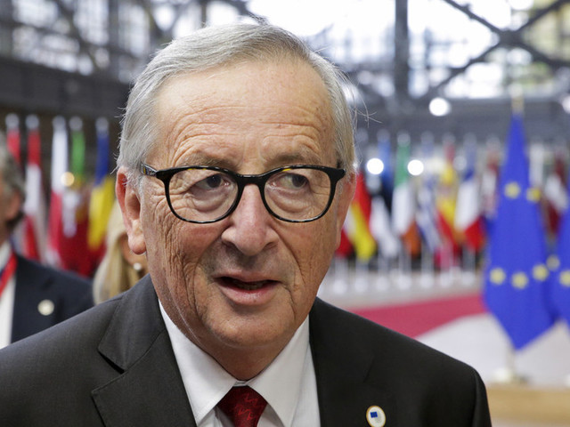 EU's Junker 'rules out' granting UK a Brexit extension, insisting 'we have a deal'