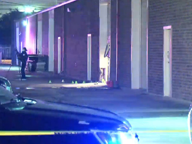Man shot to death inside northern Harris County business