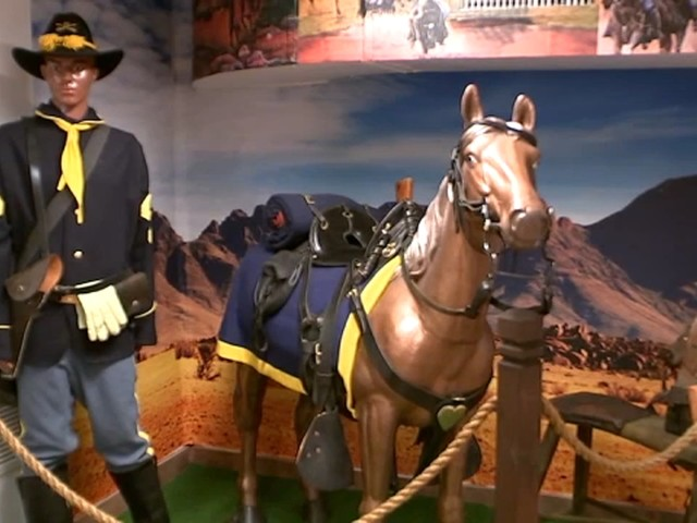 Houston has the country's only museum dedicated to Black military accomplishments