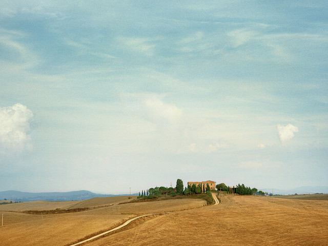In the Tuscan Countryside, a 15th-Century Monastery Turned Beloved Family Home