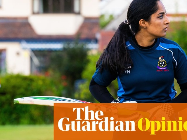 Cricket offers one teenage girl a way out from times of darkness   Tanya Aldred