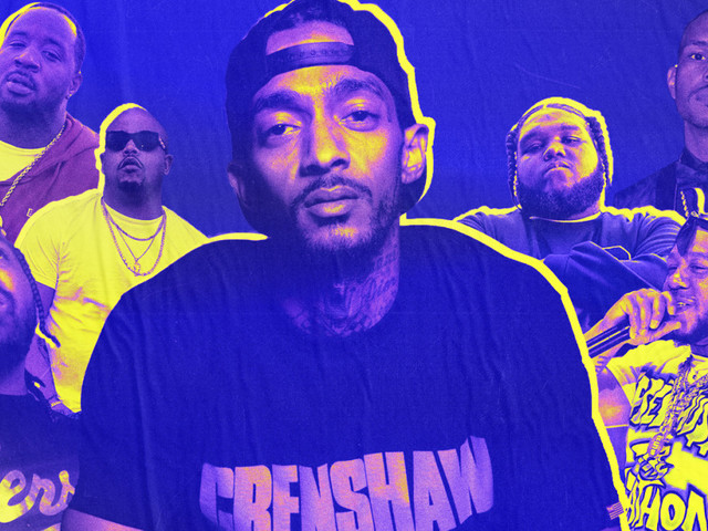 Meet the All Money In Artists Carrying on Nipsey Hussle's Musical Legacy