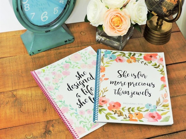 Get a One Year Bible Reading Journal for just $8.99!