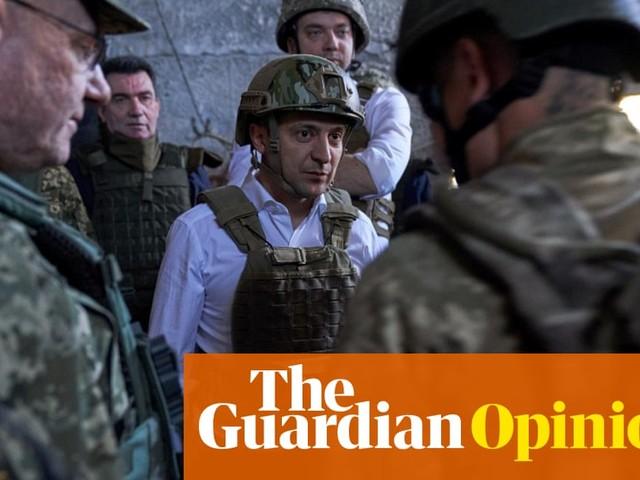 Zelenskiy's brush with Trump won't help him end Ukraine's war | Liana Semchuk