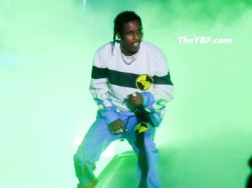 A$AP Rocky Addresses Upcoming Verdict During His 1st Concert Since Being Released From Swedish Prison