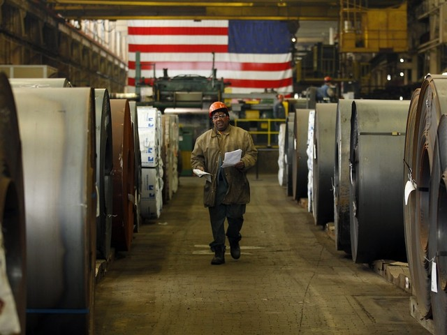 The US economy blows past growth expectations in the first quarter