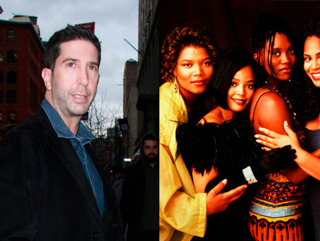 David Schwimmer Faces Heat After Proposing 'All-Black' Version Of 'Friends': It Was Called 'Living Single'