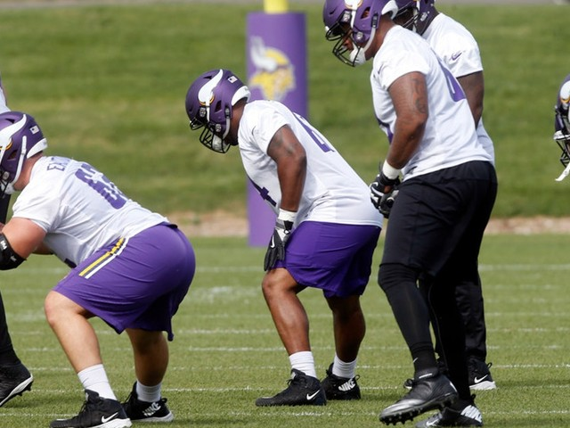Here are the openings in a 'two-tier' Vikings roster