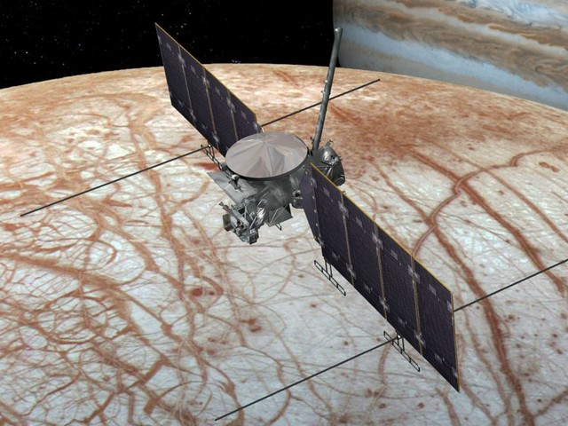 NASA Confirms Mission to Find Life on Jupiter's Icy Moon Europa