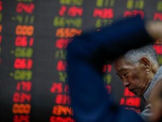 Global shares mixed as investors await more earnings