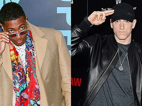 Nick Cannon Jams Out To Eminem Diss Track 'Pray For Him' On Repeat After Twitter Drama