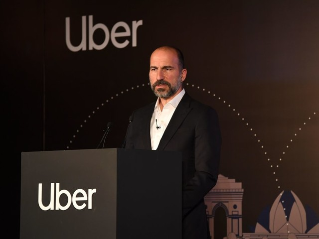 Uber CEO's comment about murdered journalist sparks social media backlash