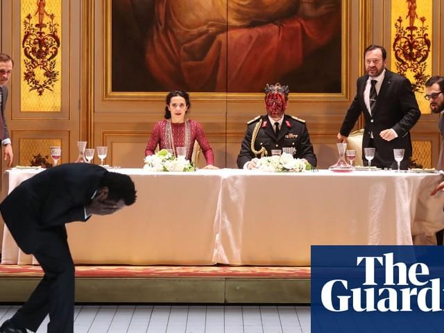 Top 10 dinner parties in fiction