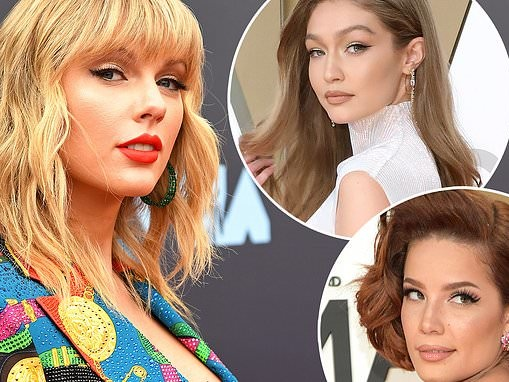 Taylor Swift supported by Gigi Hadid and Halsey amid Scooter Braun row over older material