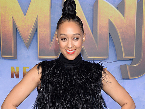 Tia Mowry Reveals How Growing Up In Biracial Family Helped Her See 'Privilege' Very 'Clearly'