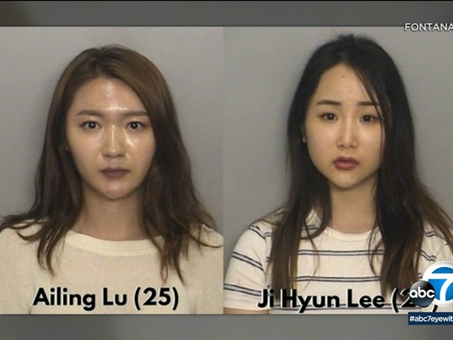 Women accused of purchasing $900K worth of goods with stolen gift cards: Police