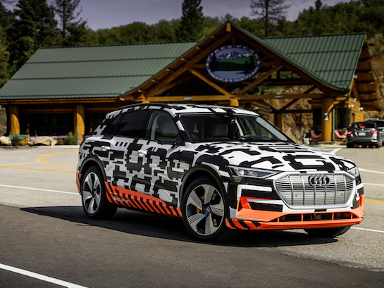 Audi e-tron Coming With 248 Miles of Range, Sub 6 Second 0-60 MPH Time