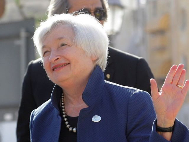 Janet Yellen is starting to warm to a policy the Fed once regarded as radical